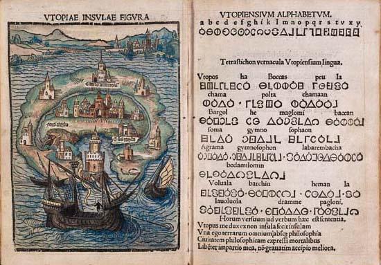 utopia thomas moore. Thomas Moore#39;s quot;Utopiaquot;